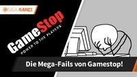 Die 9 größten Fails von und mit GameStop
