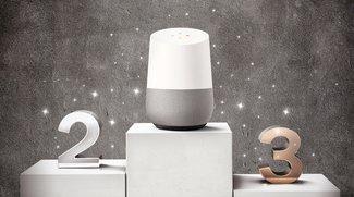 Wird Google Home erfolgreicher als Amazon Echo? (Umfrage)