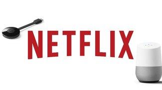 Google Home: Netflix per Sprachsteuerung kontrollieren – so geht's