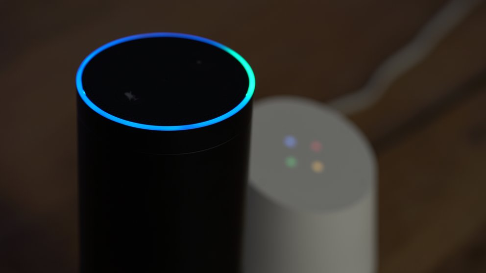 Google Home,Amazon Alexa,Vergleich,Sprachassistenz,