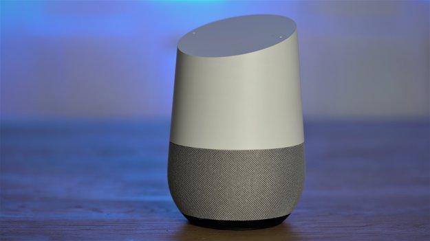 Google Home dick im Geschäft: Smart-Lautsprecher verschickt Geld