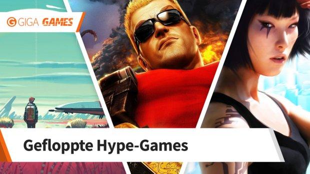 Diese Hype-Spiele endeten als großer Flop