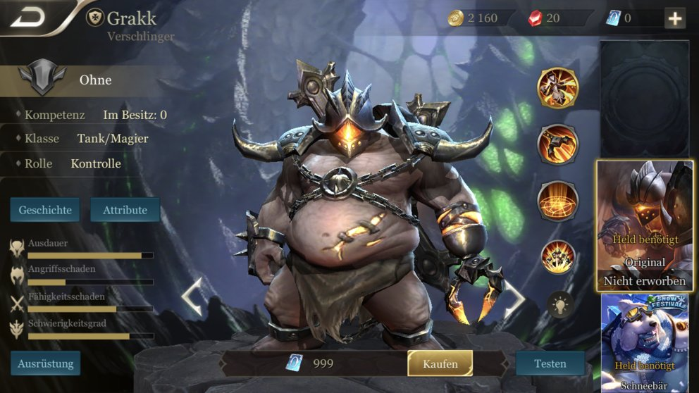 Arena of Valor Tipps