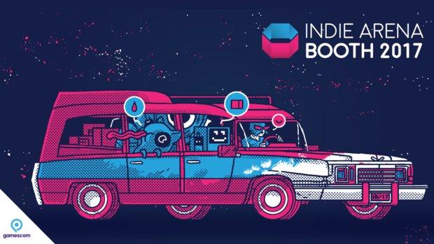 INDIE ARENA BOOTH: Die etwas andere gamescom auf der gamescom