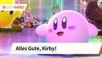 Kirby wird 25 – Alles über die rosa Knutschkugel