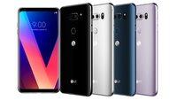 LG V30: iPhone-X-Killer kommt später als gedacht – wird aber günstiger