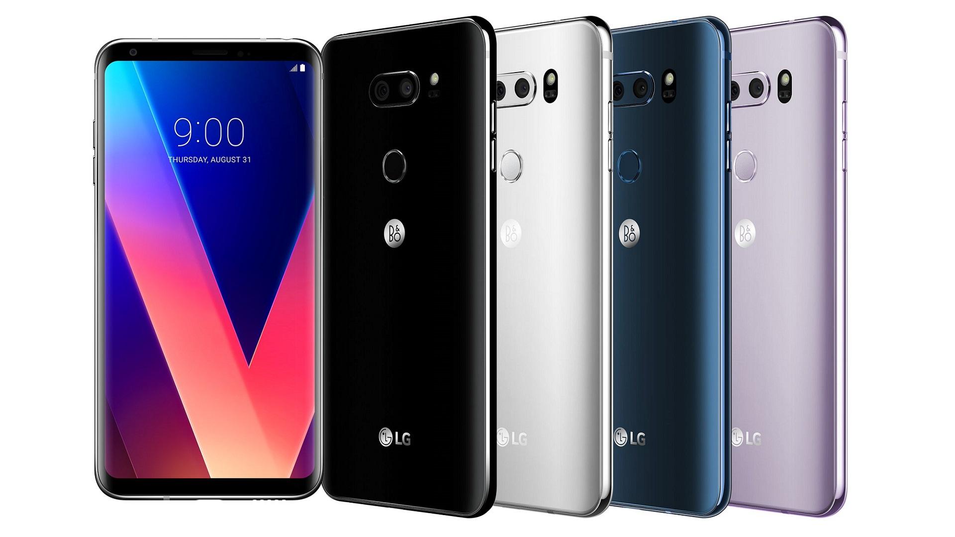 LG V30 iPhone X Killer kommt später als gedacht – wird aber günstiger – GIGA