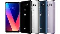 LG V30: Preis, technische Daten, Video und Bilder
