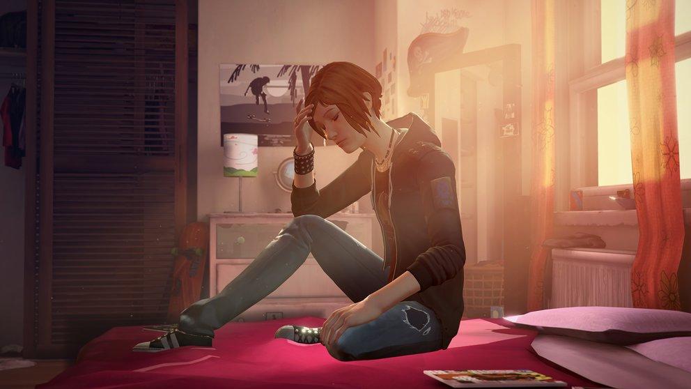 Das Zimmer von Chloe sieht aus wie in Life is Strange – nur noch weitaus kindlicher.