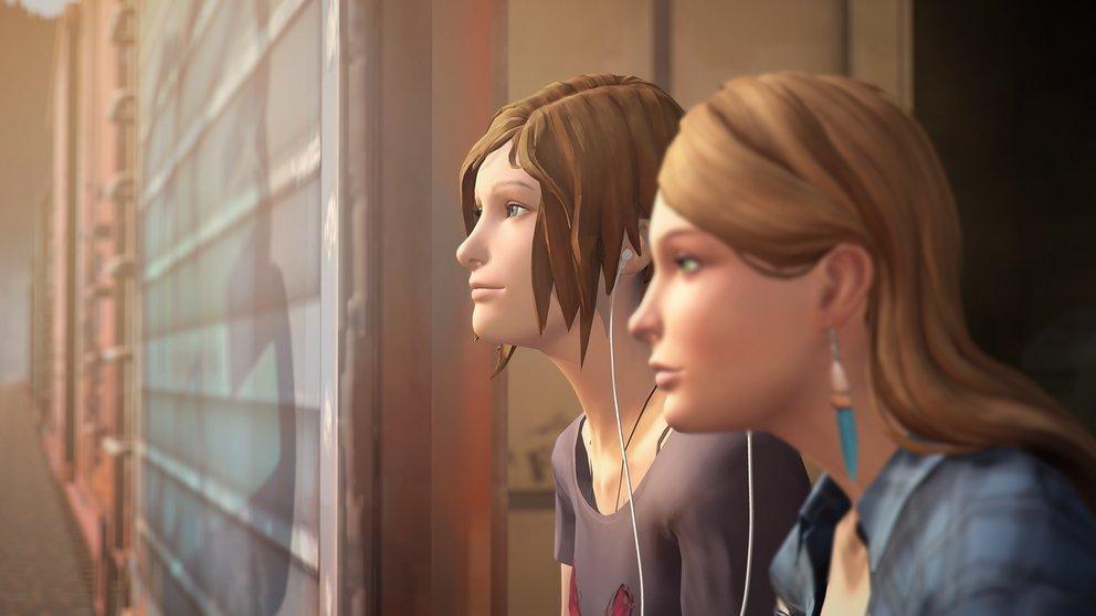 Fokus von Before the Storm liegt auf der Entstehung der Freundschaft zwischen Chloe und Rachel.