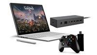 Surface Book kaufen & gratis Zubehör im Wert von über 300 € erhalten