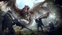 Monster Hunter World: Capcom zahlt 56.000 Euro für den Beweis eines echten Monsters