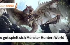 Monster Hunter - World: Unser...