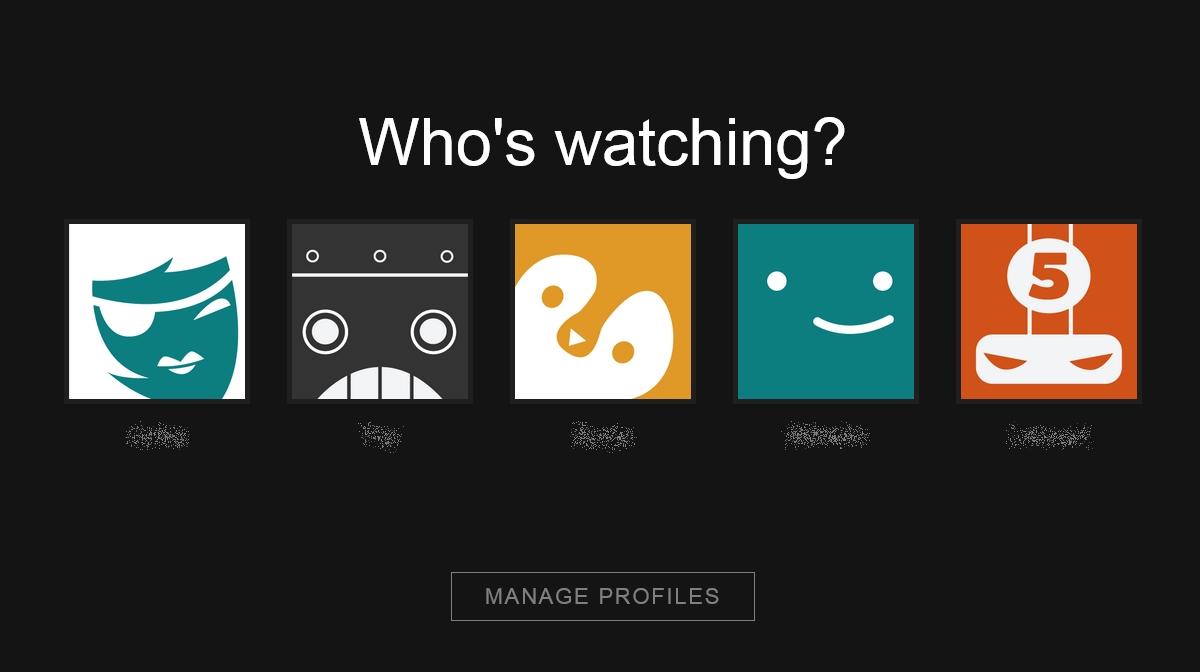 Netflix Family Account