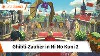 Ni No Kuni 2: Unser Eindruck des Ghibli-Rollenspiels