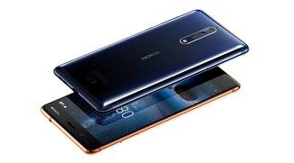Nokia 8 vorgestellt: Flaggschiff mit toller Kamera und schnellen Updates
