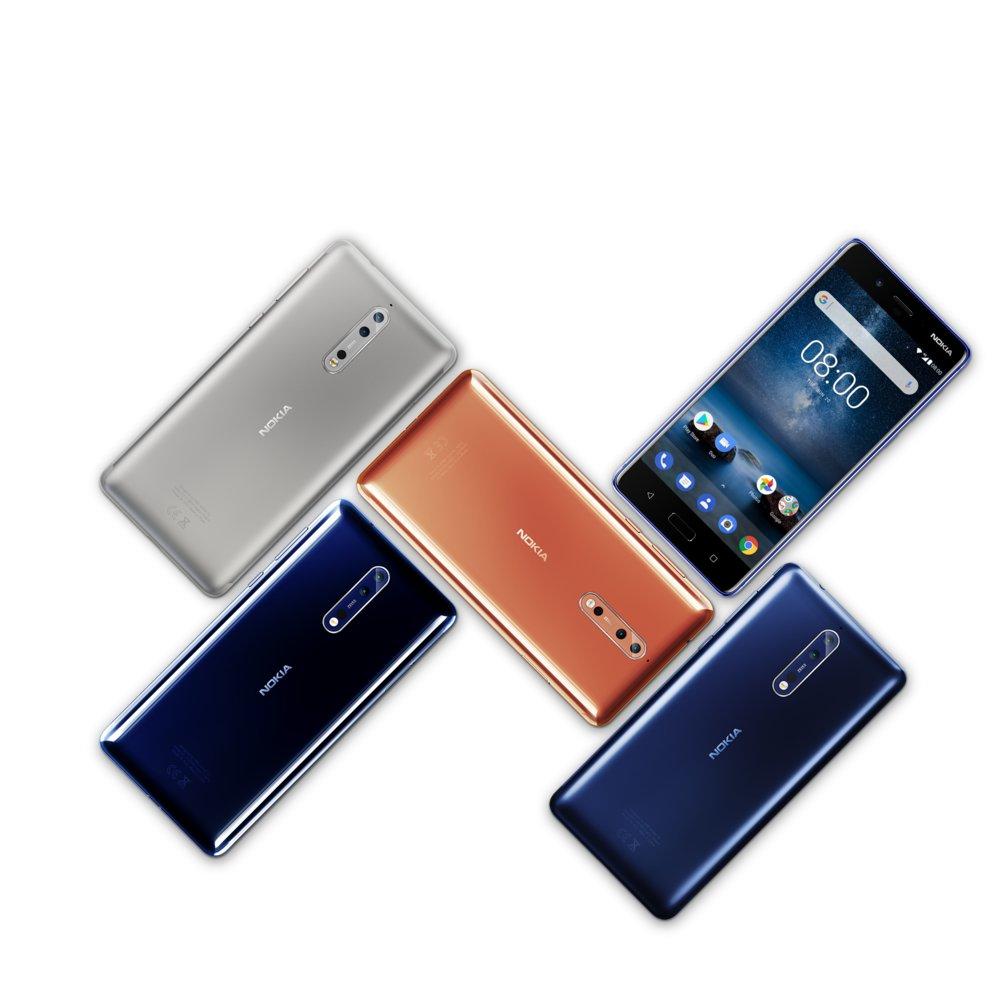 Nokia 8 Family (1)