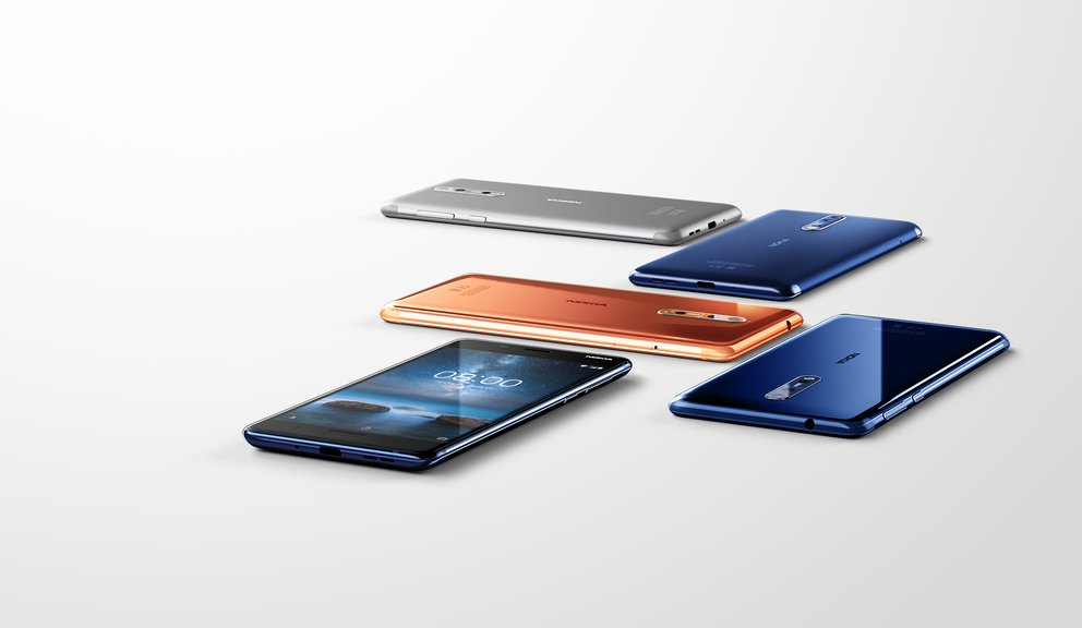 Nokia 8 Family (2)