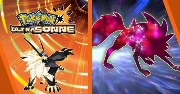 Pokémon Ultra Sonne &amp&#x3B; Mond: Neue Details zum RPG enthüllt
