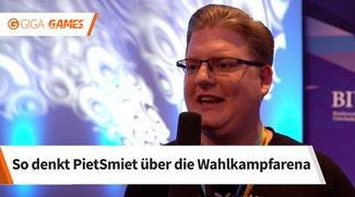 Nach der Wahlkampfarena: So denkt PietSmiet über das Event