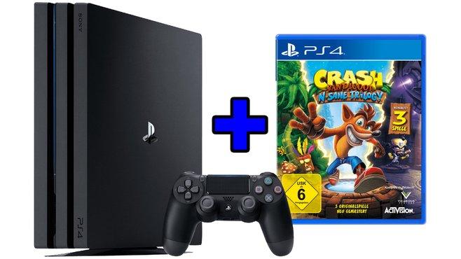 PlayStation-4-Pro-1TB-Crash-Bandicoot