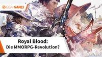 Revolutioniert Royal Blood das MMORPG-Genre?