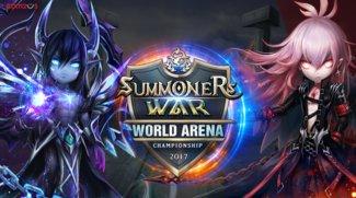 Summoners Wars: World Arena Championship 2017
