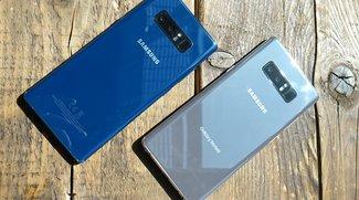 Samsung Galaxy Note 8 auf Raten zahlen – so geht's