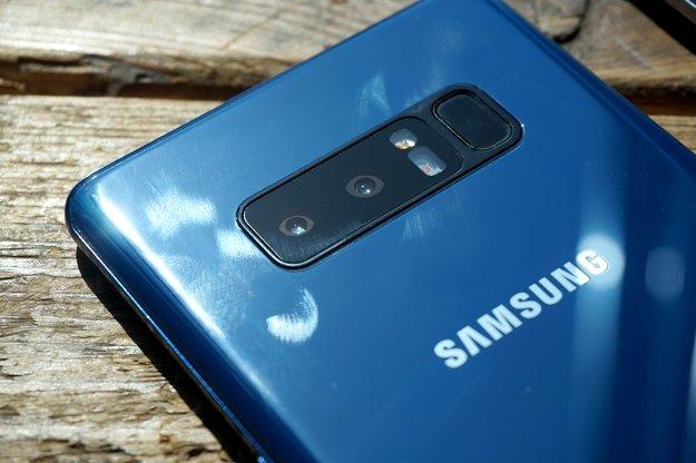 Vorbild Note 8: Samsung Galaxy S9 bekommt Dual-Kamera