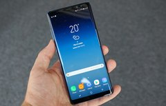 Samsung Galaxy Note 8 in...