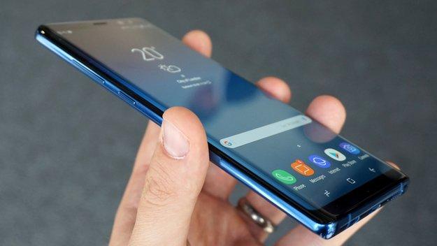 Samsung Galaxy X: So könnte das faltbare Smartphone aussehen