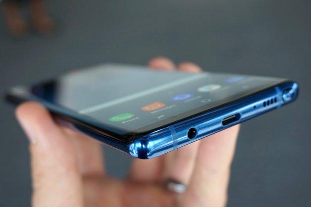 Galaxy Note 9: Mit diesem Feature macht Samsung das Ladekabel überflüssig