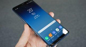Samsung Galaxy Note 8 Handbuch: Die richtige Anleitung in Deutsch herunterladen