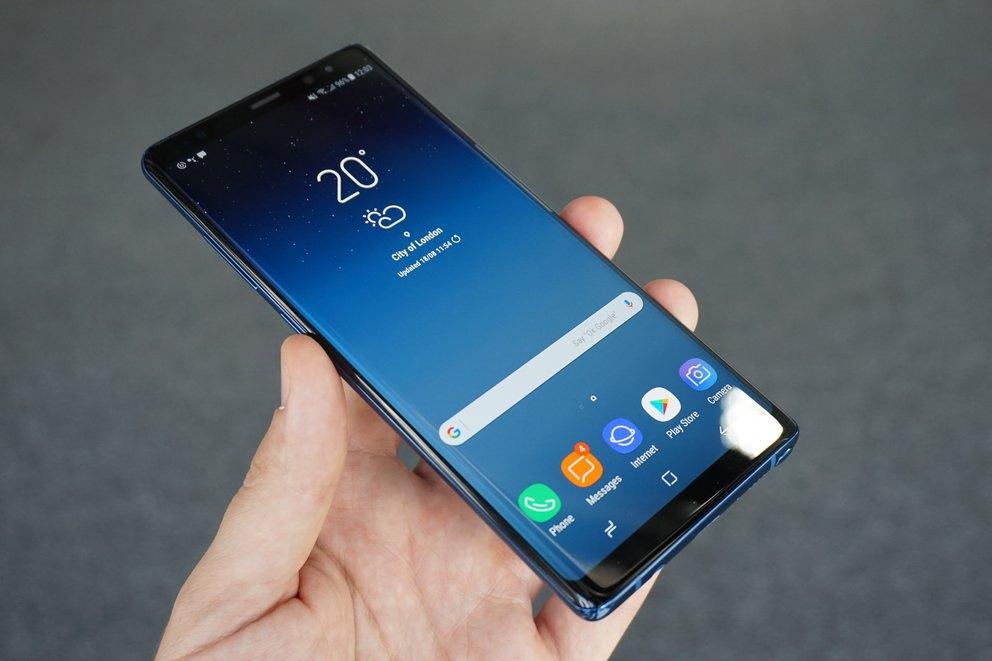 Android 8.0 Oreo auf dem Galaxy Note 8: Auf diese Features dürfen sich die Phablet-Nutzer freuen