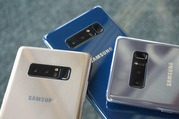Samsung gescheitert: Diese Funktion fehlt dem Galaxy Note 9