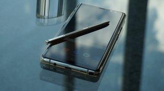 Galaxy Note 8 mit kleinerem Akku: Samsung-Manager nennt die Gründe