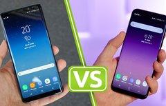 Samsung Galaxy Note 8 und...