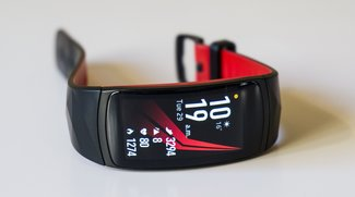Samsung Gear Fit 2 Pro vorgestellt: Wasserfester Handgelenkschmeichler