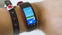 Samsung Gear Fit 2 Pro im Preisverfall: Wasserdichter Fitness-Tracker zum Bestpreis