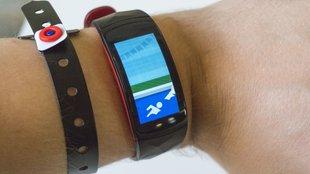 Samsung Gear Fit 2 Pro Akkulaufzeit