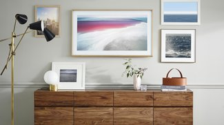 """Samsung """"The Frame""""-TV: Ein Kunstwerk mit 8 Millionen Pixeln"""