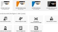 Saturn Card: Diese Vorteile bietet euch die Kundenkarte