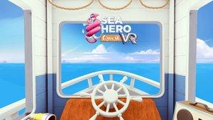 Sea Hero Quest VR: Zocken für den guten Zweck