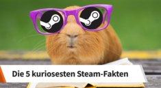 Die 5 seltsamsten Fakten über Steam