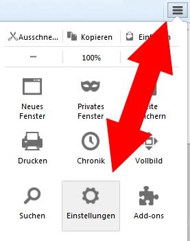 Firefox Benutzernamen Löschen