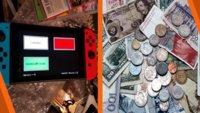 Diese Nintendo Switch wäre ein Vermögen wert gewesen