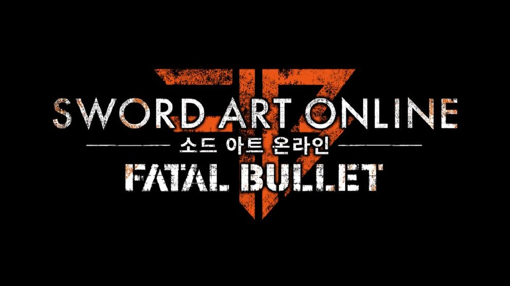 New SWORD ART ONLINE: FATAL BULLET Announced For Early 2018