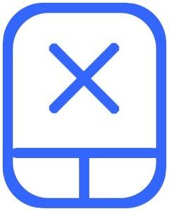 Touchpad deaktivieren Symbol q_giga