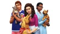 Die Sims 4: Tierische Erweiterung mit Hunden & Katzen