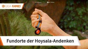 Uncharted - The Lost Legacy: Hoysala-Andenken und Rubin der Königin - Fundorte im Video